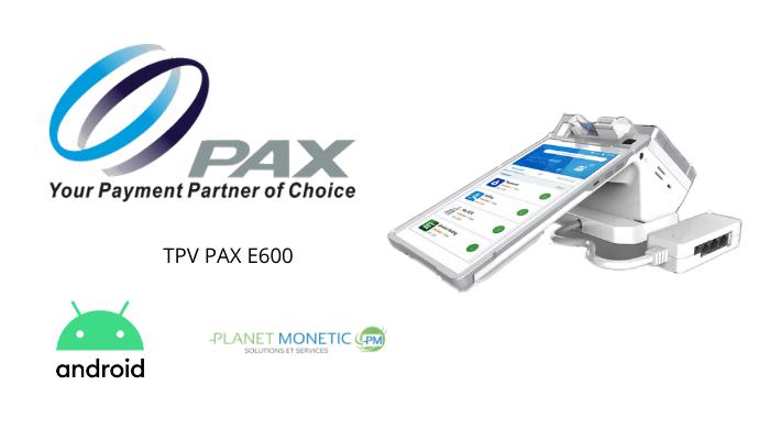 TPV_PAX_E600