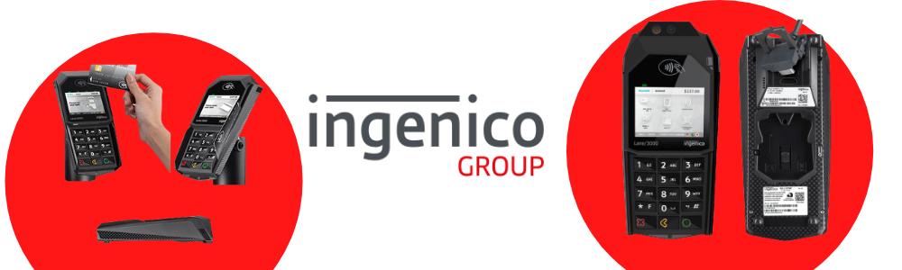 PLANET MONETIC - PINPAD INGENICO LANE 3000